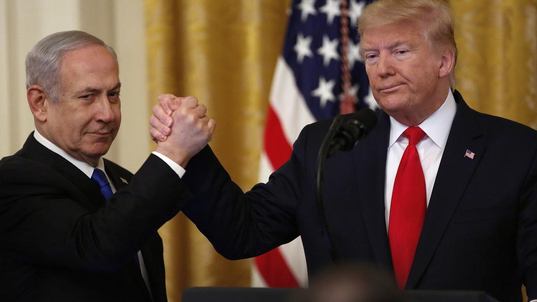 США и Израиль запустили коронавирус в ноябре 2019