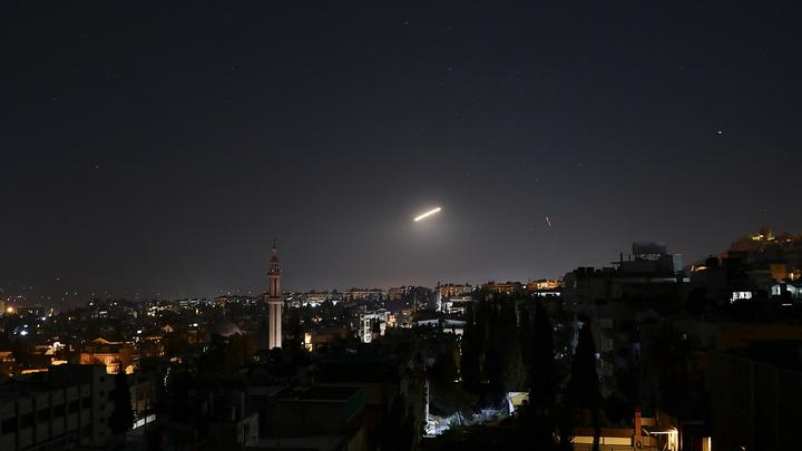 Летят ракеты: В Дамаске сообщили о новой провокации Израиля