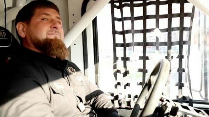 Дед Мороз исполнил самое заветное желание Рамзана Кадырова