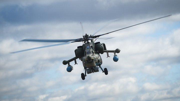 ЕС будет контролировать границу Литвы с Беларусью при помощи вертолетов