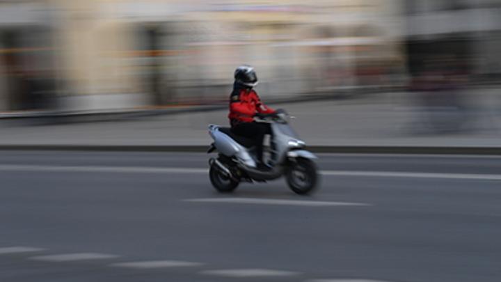 В Ростовской области несовершеннолетний пассажир байка получил в аварии смертельные травмы