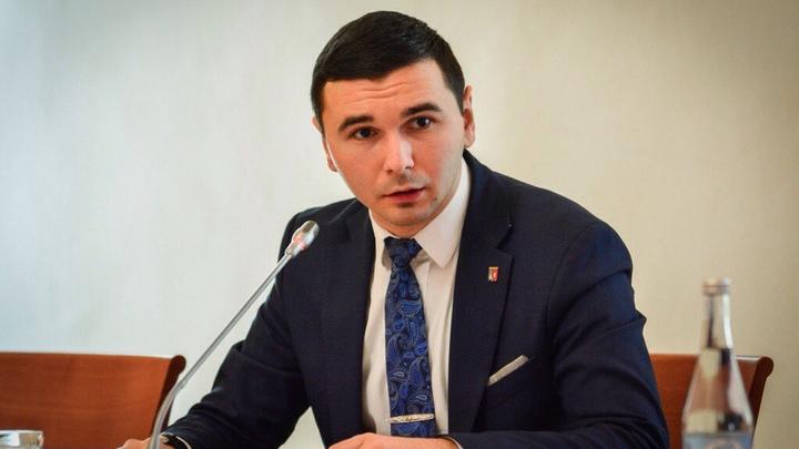 Главой Железнодорожного района Ростова стал Андрей Косенко