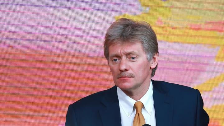 Песков усомнился в договороспособности Киева после убийства Захарченко