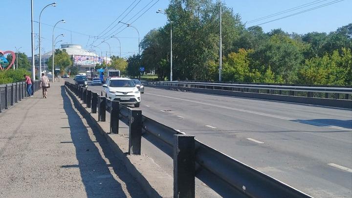 На ремонт Красноармейского моста в Кемерове потратят 18 миллионов рублей