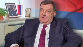 Милорад Додик: Россия является гарантом стабильности на Балканах и во всем мире