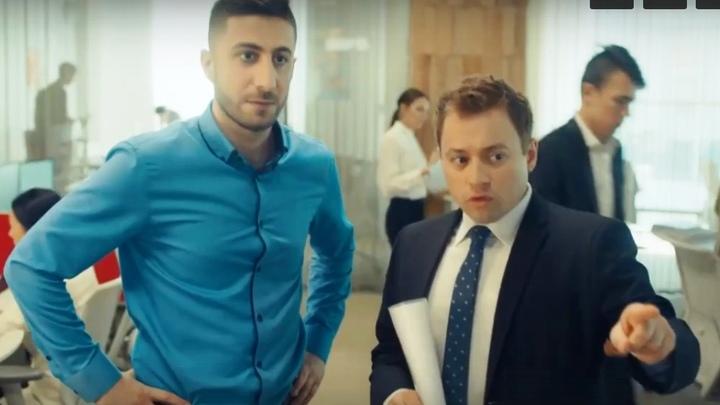 Челябинский артист снялся в новом сезоне сериала САШАТАНЯ