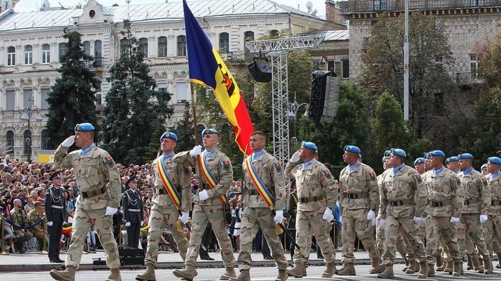 Молдавскую армию заставят воевать за интересы НАТО