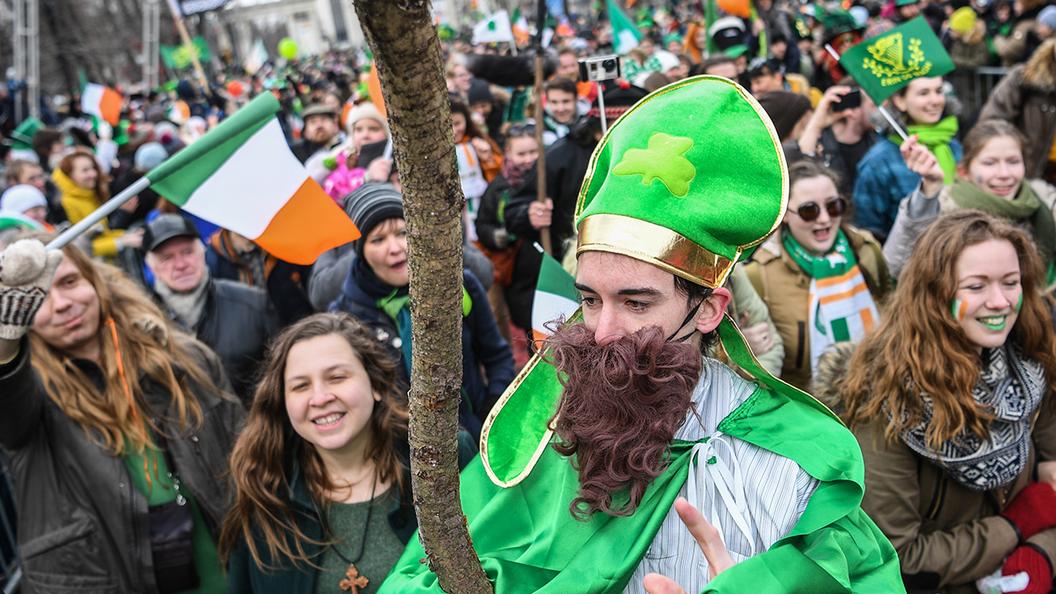 Андрей Ткачев: Не надо пить пиво в день Святого Патрика
