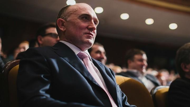 Экс-губернатор Челябинской области заказал сам у себя баню за миллион долларов