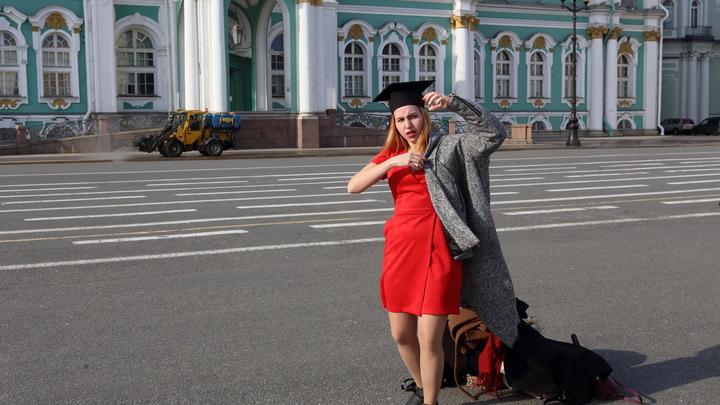 В преддверии Нового года вузы Петербурга покинуло до 40% иногородних студентов