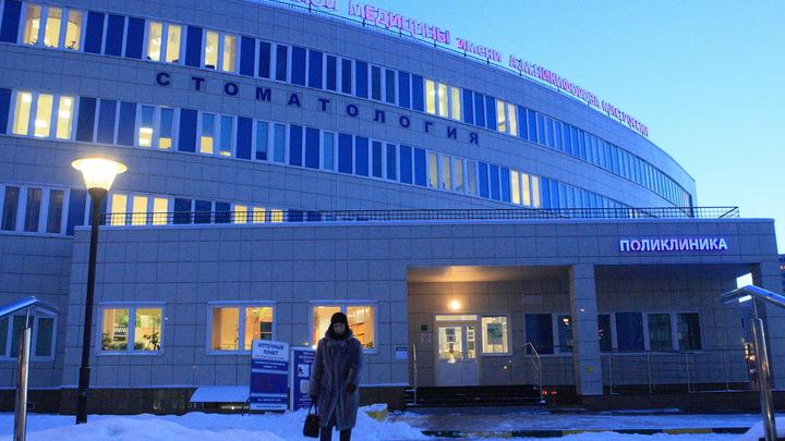 Стационары в Петербурге не перегружены: для больных COVID свободно 40% коечного фонда