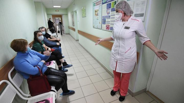Осталось Москву обогнать: Петербург занял второе место по заболеваемости COVID