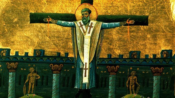 Сродник Господень. Апостол и священномученик Симеон. Церковный календарь на 10 мая