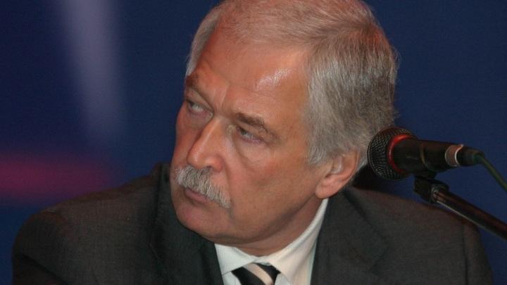 Грызлов: Киев должен обеспечить безопасность миротворцев ООН в Донбассе