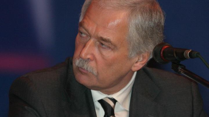 Борис Грызлов: Малороссия - это ответ на провокации Киева