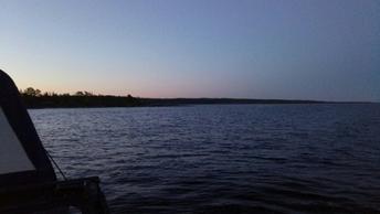 Во Владимирской области разверзлась пропасть, и озеро ушло под землю вместе с рыбами