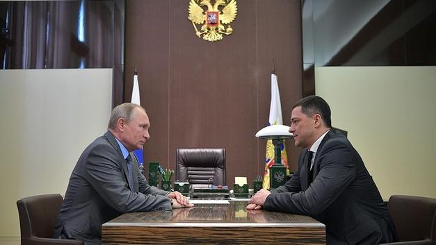 Врио главы Псковской области рассказали о наследстве, доставшемся от Турчака
