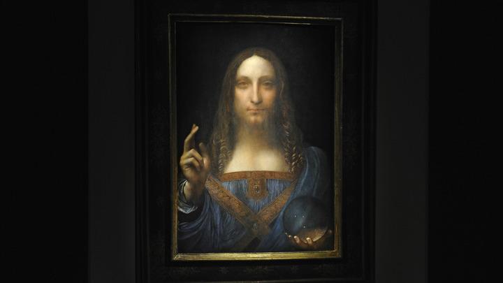 Эмиратский Лувр покажет самую дорогую картину да Винчи