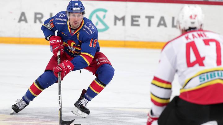 Хоккеист Йокерита заверил, что они могли обыграть ЦСКА