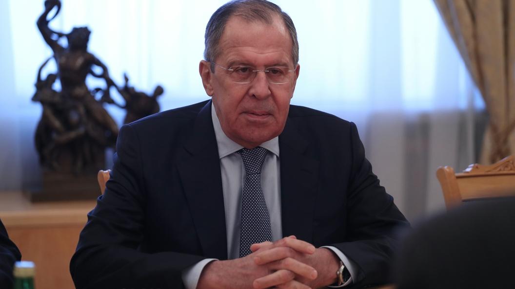 Лавров указал нариск распространения хим. терроризма запределы Ближнего Востока