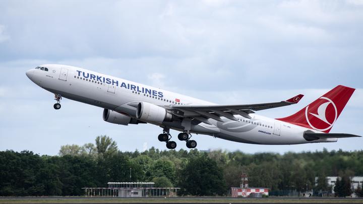 Turkish Airlines готова летать в Россию уже с августа, но Россия молчит