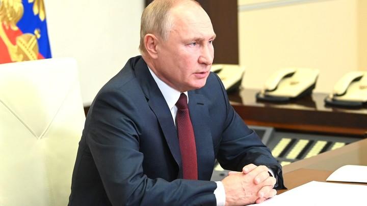 В Магнитогорске облетная группа готовит визит президента Путина