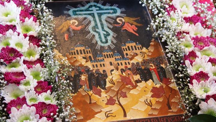 Хранитель Вселенной. Явление на небе Креста Господня в Иерусалиме. Церковный календарь на 20 мая