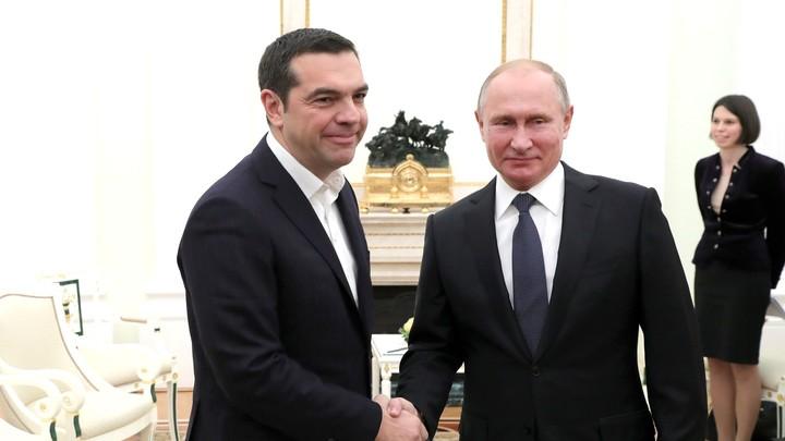 Нонсенс, чушь: Путин с трудом представил козни России против Греции