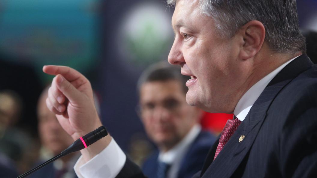 Порошенко неподдержал идею разрыва отношений сРоссией