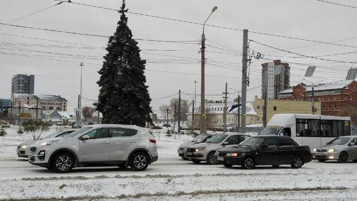 В Челябинской области 2 января будут морозы и сильный ветер