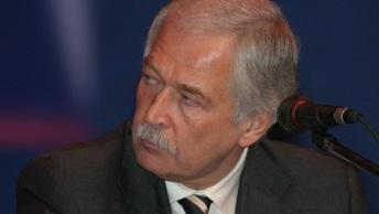 ОБСЕ, дай оценку: Грызлов поймал за язык украинского кровавого пастора Турчинова