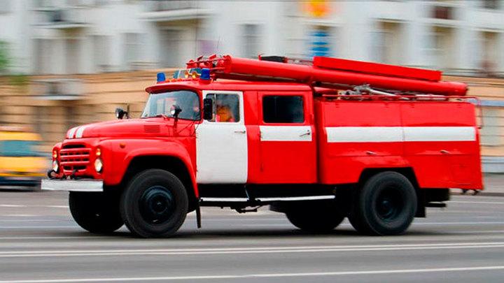 Мать и ребенок погибли при пожаре в центре Петербурга