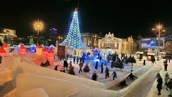 В мэрии Новосибирска назвали дату закрытия «фаллического» катка