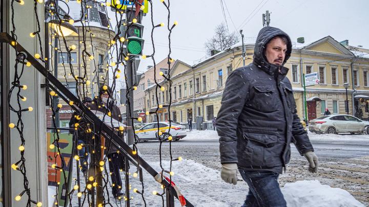 Синоптики спрогнозировали в Новосибирске метели и сильный ветер