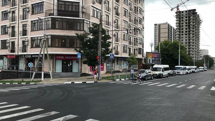 Готовы три из 11 улиц: В Новороссийске продолжается ремонт дорог по нацпроекту