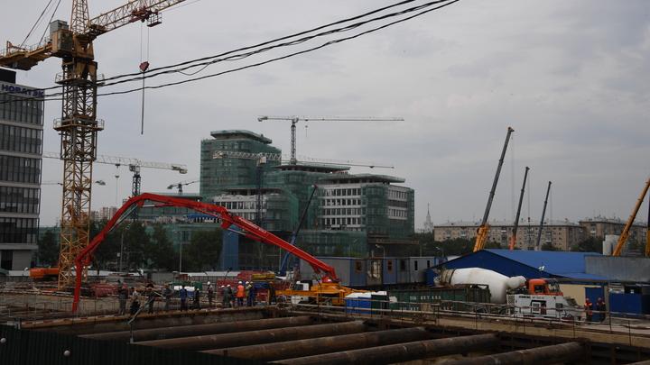 В центре Новосибирска подрядчик построит восьмиэтажное здание для мэрии за 345 млн рублей