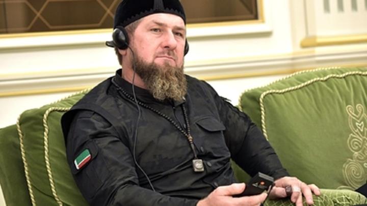 Кадыров поддержал войну Путина против групп смерти