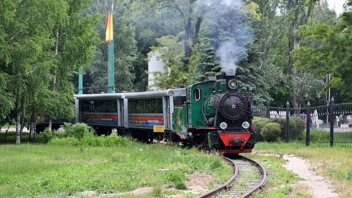 Ростовчане отреагировали на новый перенос ремонта детской железной дороги: Появится после метро