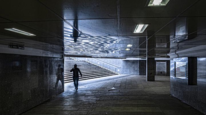 Подземный переход возле Первомайского сквера частично открыли в Новосибирске
