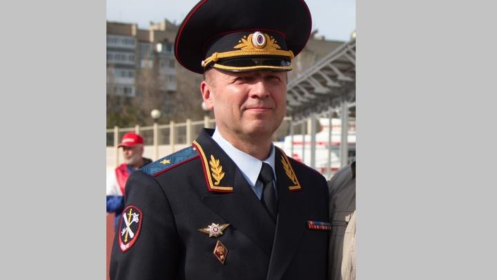 Скончался замначальника ГУ МВД по Ростовской области, у которого выявили коронавирус