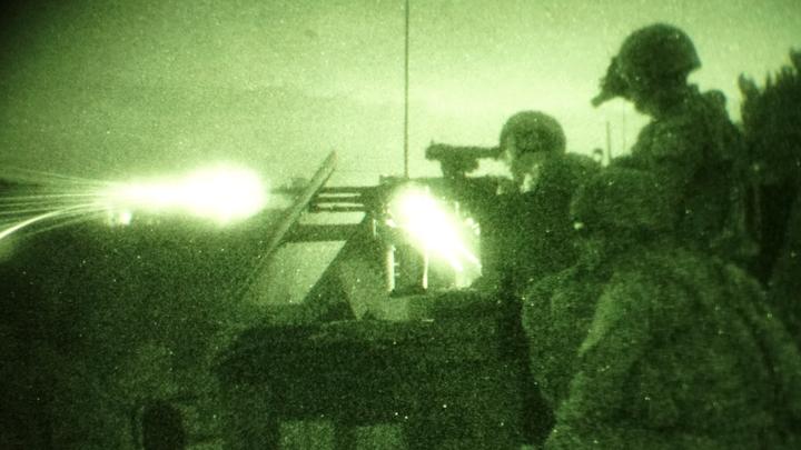 НАТО тренируется убивать русских в Донбассе