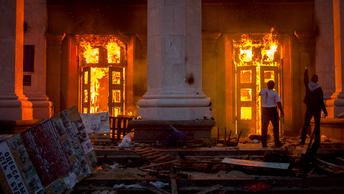 Одесская Хатынь: ничто не забыто, возмездие грядет