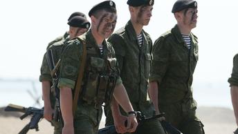 Славная история побед: Морская пехота России отмечает 312-ю годовщину