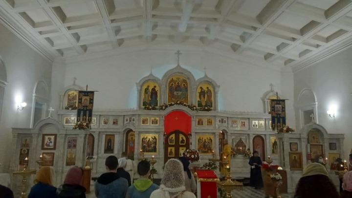 Православные верующие Армении встретили Пасху