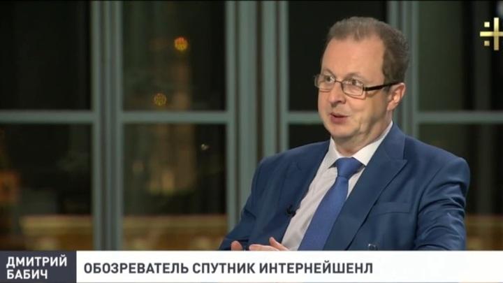 Дмитрий Бабич: Необходимо жестче наносить удары по СМИ, ведущим прозападную линию