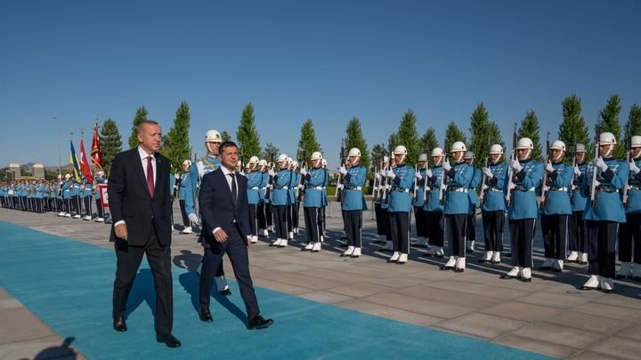 Сначала свернул не туда: Эрдоган направил Зеленского на правильный путь