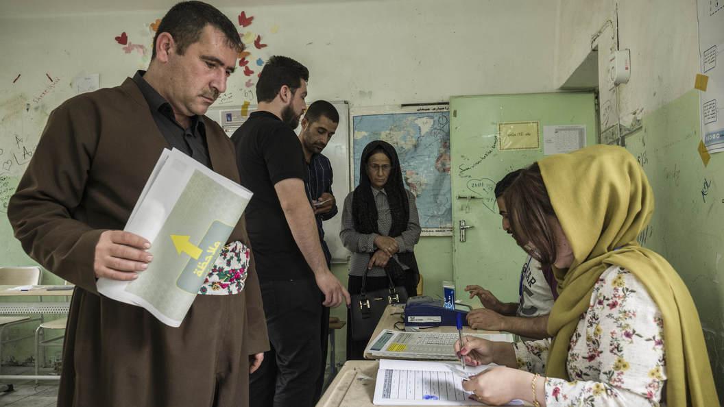 Навыборах впарламент Ирака победили сторонники ас-Садра
