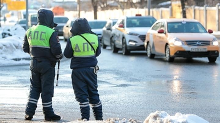 Рядом с Зеленовкой Ставропольского района разбился экипаж ГИБДД