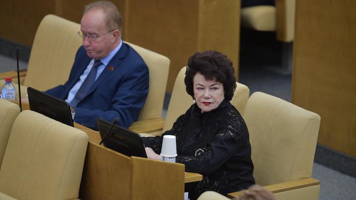 Было стыдно, что не русская: Депутат Тамара Плетнёва сделала признание в Госдуме