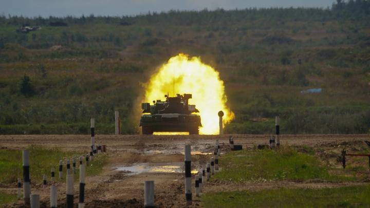 Американский напалм загасят Содой: NI раскрыл приемчики русских танкистов